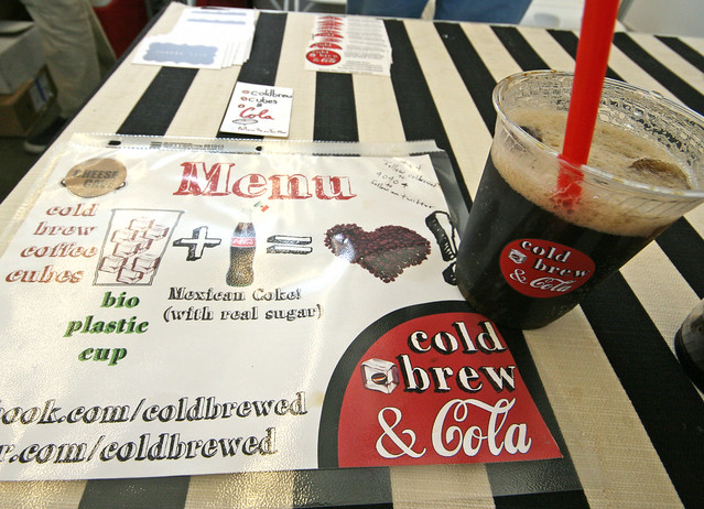 Artisanal L.A: Cheese Cave's Cold Brew & Cola