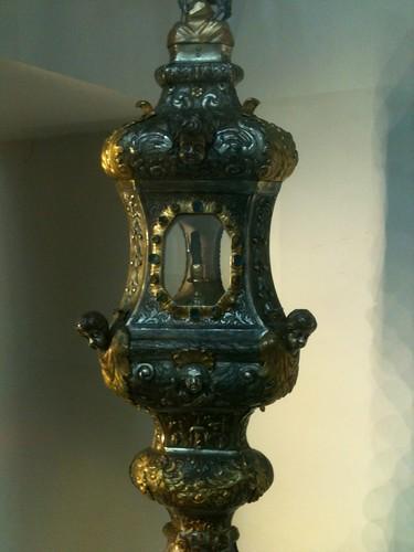 Reliquary, Duomo museum, Florence