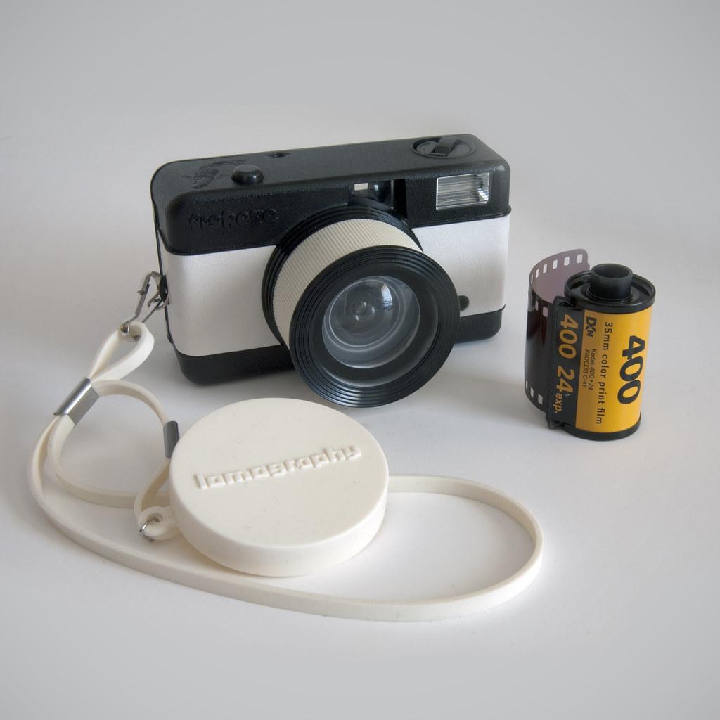 Lomography Fisheye camera