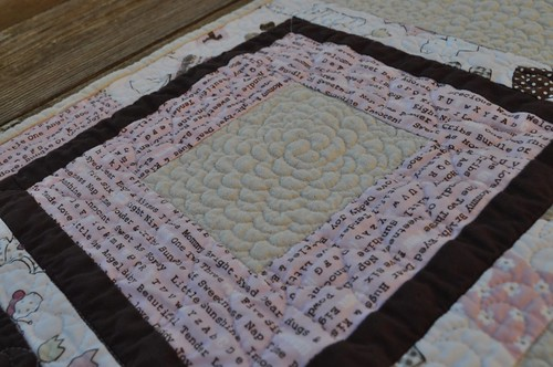 quilting close-up 3