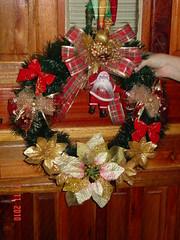 guirlandas R$ 40,00 (MIMOS ARTESANAIS2009) Tags: noel botas guirlandas natalinas