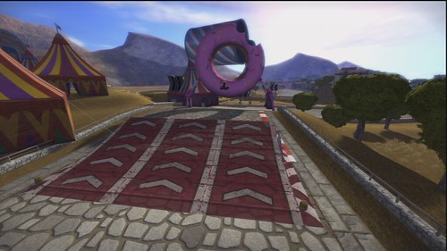 ModNation Racers: Giant Donut