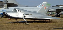Soviet MiG-105.11 Monino (Danner Gyde) Tags: test museum plane airplane fly experimental fighter russia moscow space aircraft soviet russian coldwar mig rusland gurevich mikoyan monino madeinrussia  flyver  mikoyangurevich flyvemaskine jagerfly  mig10511      3rome tredjerom