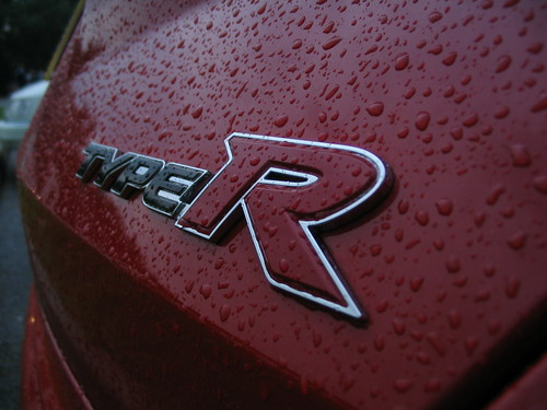 Type R badge