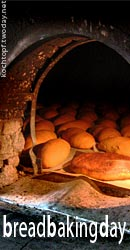 breadbakingday #01 - bread with herbs