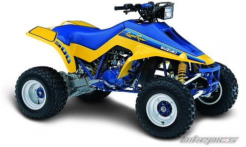 Suzuki  Atv Repair Manual Download Free