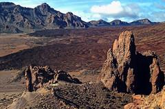 las cañadas parque nacional teide