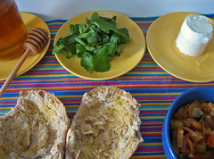 ao almoo (neftos) Tags: home kitchen lunch cozinha almoo vegetarianfood comidavegetariana