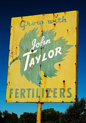 John Taylor Fertilizers - by happyshooter