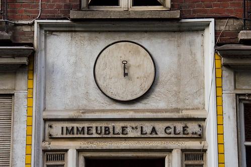 """Immeuble """"La Clé"""""""