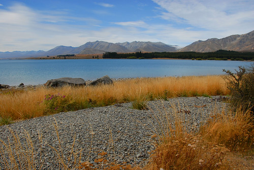 """New Zealand"" ""Lake Tekapo""  ""South Island"""