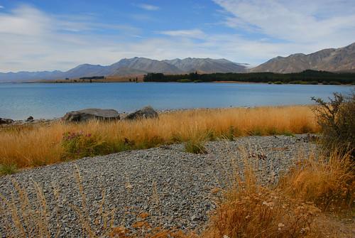 """New Zealand"" ""Lake Tekapo""  ""South Island"""