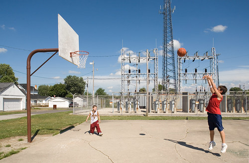Basketball in Lebanon, Indiana
