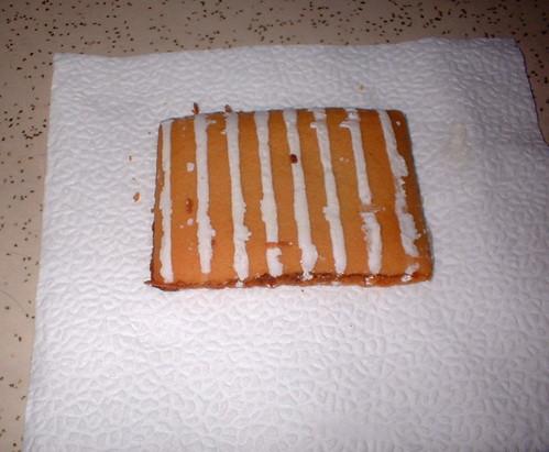 NutriSystem Toaster Pastry breakfast