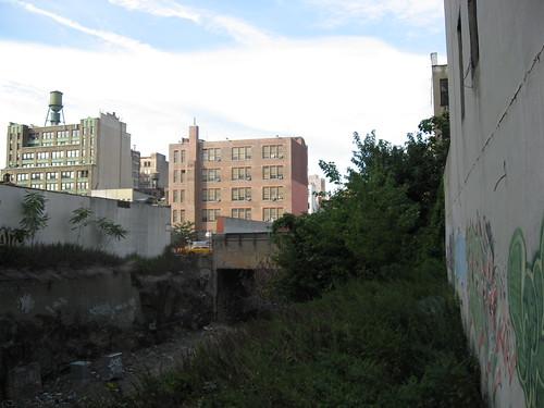 Train Tracks, 43rd Street