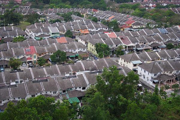 Kuala Lumpur: Garden city!