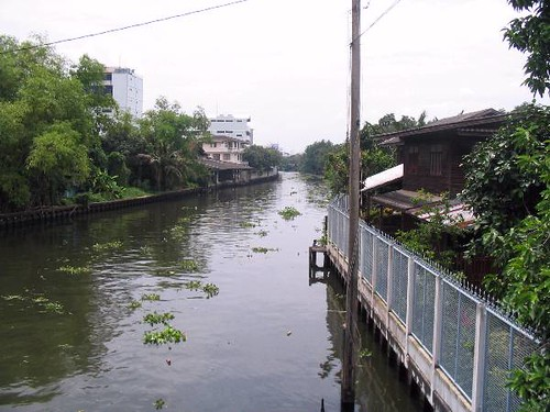 Klong Phrakanong looking west