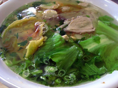 Phnom Penh - style noodles from Thanh Nhi
