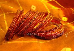 More Bangles ... & the Month of JoY & bLessInGs ...