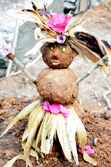 Clay Woman of El Chile