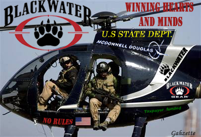 Blackwater No Rules