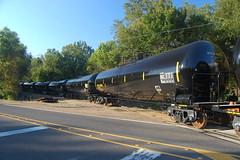UTLX Tankers (Paul L. Nettles) Tags: railroad train rail trains rails railfan tankers trainspotter tankcar uniontankcar utlx uniontank