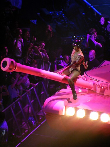 Rihanna at the o2, London