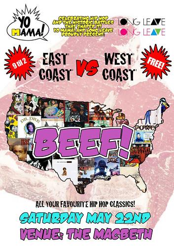 Beef 2 Flyer