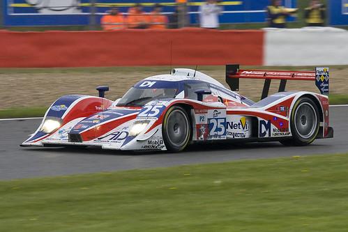 Spark Lola HPD - Le Mans 2010