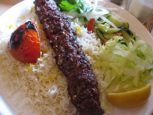 kebab tandur