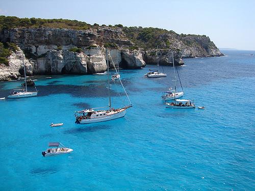 Vuelta a Menorca en kayak 15