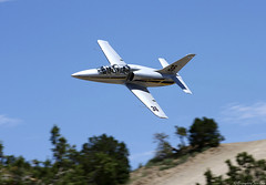 Keepin' It Low (EverydayTuesday) Tags: speed aircraft nevada fast quicksilver reno panning albatros aero rara prs 2010 fenceline l39 70300is stead airracing lowflying renoairraces propblur canonef70300mmf456isusm pylonracing canon40d nationalchampionshipairraces valleyofspeed pylonracingseminar