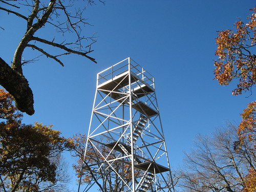 Another look at the fire tower