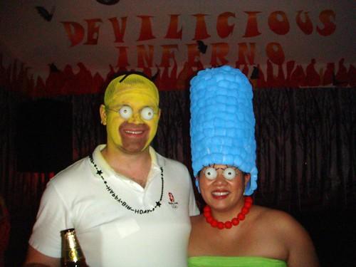 2010 halloween costumes the simpsons - Simpson Halloween Costume