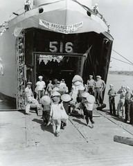 Operation Passage to Freedom, October 1954
