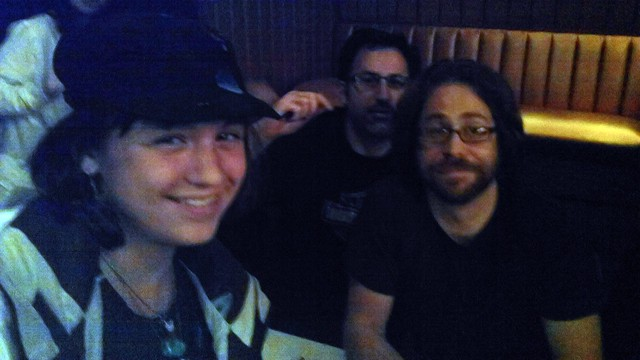 Picture with Jonathan Coulton
