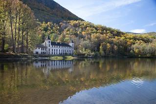 France, Ariège, Ax les Thermes