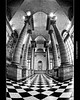 #318/365 Checkmate (iPh4n70M) Tags: people paris france museum photography photo nikon photographer photographie louvre walk perspective musée fisheye photograph tc 365 nikkor bp 16mm hdr ballade balade photographe parisienne parisien 9xp d700 9raw tcphotography baladesparisiennes ph4n70m iph4n70m tcphotographie