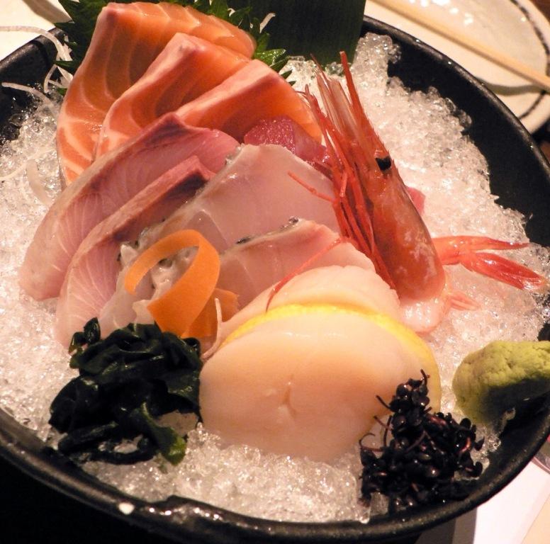 sashimi mori 2