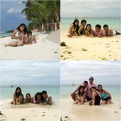 Alona White Beach, Bohol (It'sme2) Tags: trip men dan beach fdsflickrtoys women philippines bohol filipino filipina ems glo outing officemates botz senco alonawhitebeach carefulnottolooklikeporn itssalesbondingtimeatthebeach