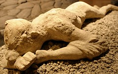 Tragedy (Villa Sams) Tags: italy volcano victim tragedy pompeii vesuvius vesuvio 79ad eruption mtvesuvius interestingness22 i500 villasams explore20070627 musictomyeyessadmusic