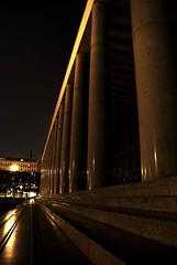 Palazzo dei Congressi (fonsico) Tags: italy rome roma delete10 delete9 delete5 delete2 italia delete6 delete7 delete8 delete3 delete delete4 save nightshots eur hdr montenegro 3xp photomatix nikond80 fonsico