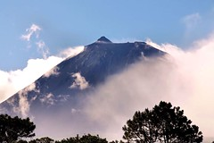 Pico Mountain (JMelo) Tags: mountain volcano pico azores