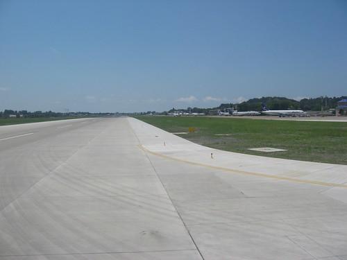 Adler Airport Runway