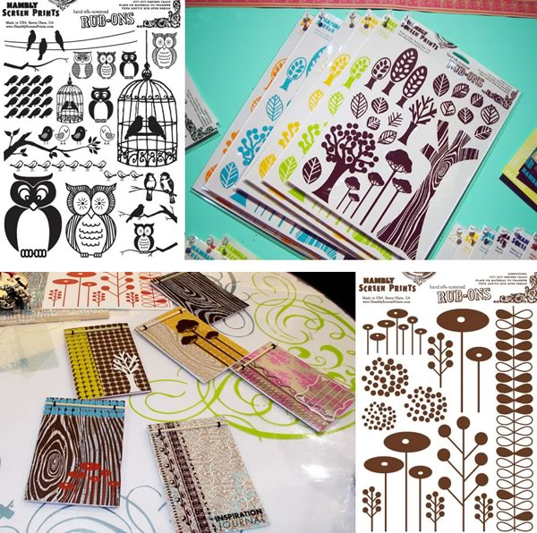 Hambly Screen Prints: DIY Fun!