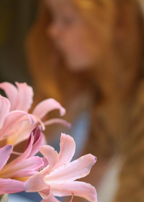 maeve + lilies