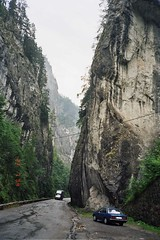 The Romanien Devils Throat - Romania (liormania) Tags: park city river landscape nationalpark scenery view stones canyon national romania gateway limestone gorge outlook walls prospect rumania moldova roumanie massif moldavia bicaz neamt cheile bicazului moldava rumanian rumanien frhwofavs bakalu mbakalu