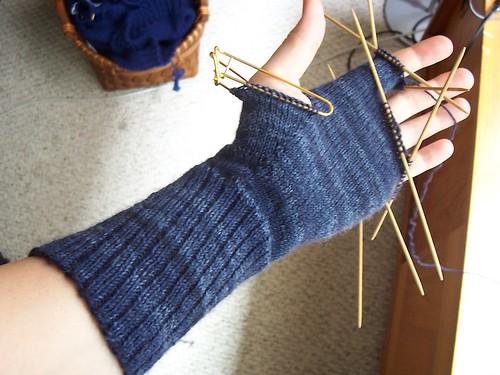 Trekking glove