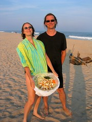 Viet Salad on the Beach (nosha) Tags: beach hamptons southhampton nosha femmemakita