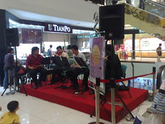 Beautiful classical Chinese music at Centrepoint